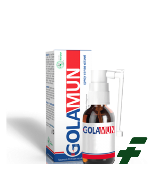 GOLAMUN Ped Spray 15ml