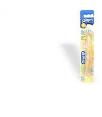 ORAL-B Spazz. Stages 1