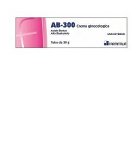 AB 300 CR GINECOLOGICA 1% 30G