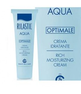 Rilastil Aqua Optimale Crema Idratante 50ml