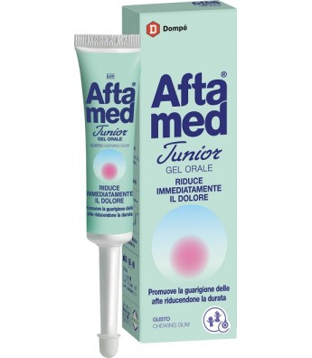 Gel aftamed junior acido ialuronico 15 ml