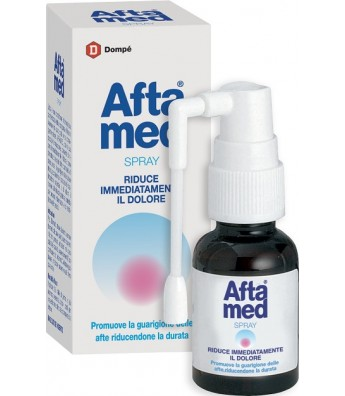 Spray aftamed flacone 20 ml