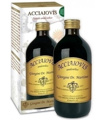 ACCIAIOVIS*Liq.Analc.s/z 500ml