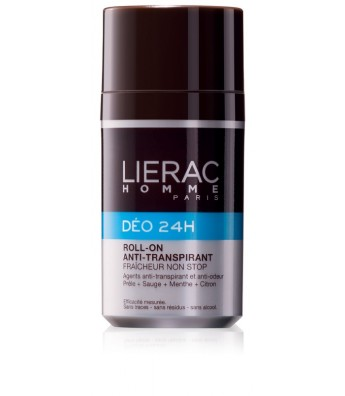 LIERAC Homme Deo Roll-On 50ml