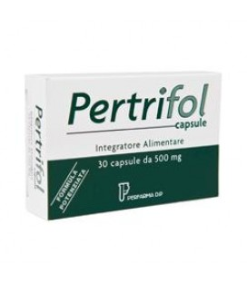 PERTRIFOL 500mg 30 Cps