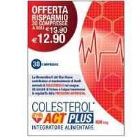 COLESTEROL ACT Plus 30 Cpr