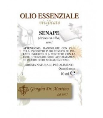 SENAPE Olio Ess.10ml FERRIER