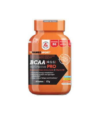 BCAA 4:1:1 Extremepro 110 Cpr