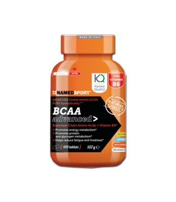 BCAA Advanced 100 Cpr NAMED