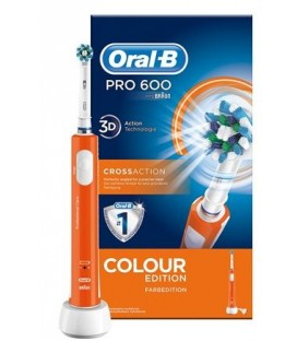 ORALB Pro 600 ARANCIO CROSS ACTION Procter & gamble