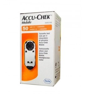 Accu-Check Mobile Tests 50 Pezzi