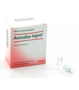 AESCULUS INJ 10f.1,1ml HEEL