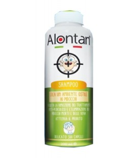 ALONTAN SHAMPOO ANTIPED 200ML