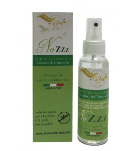 NO ZZZ Spray Repellente 100ml