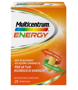 MULTICENTRUM Energy 25 Cpr