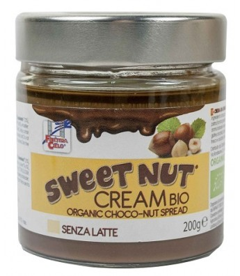 SWEET NUT CREAM BIO 200G