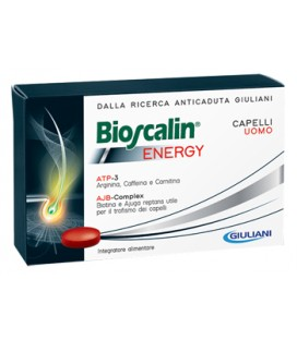 BIOSCALIN Energy Uomo 60 Cpr
