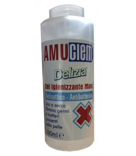 AMUCLEM GEL MANI DET 100ML