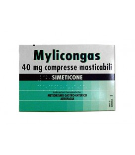 Mylicongas 40mg 50 Compresse