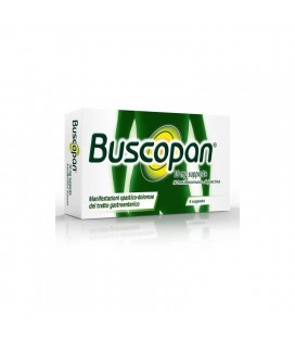 BUSCOPAN 6 SUPPOSTE 10MG Boehringer ingelheim it