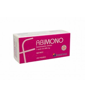 ABIMONO 1 OVULO VAGINALE 600MG
