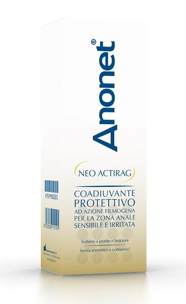 ANONET ACTIRAG 30+30ML Uniderm farmaceutici