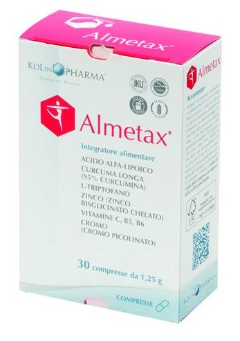 ALMETAX 30 Compresse Kolinpharma