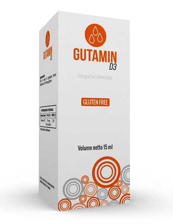 GUTAMIN D3 15ml